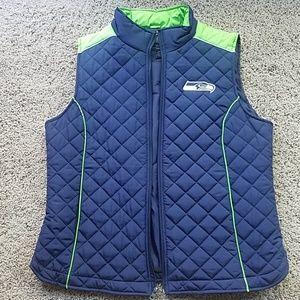 Seahawks Vest